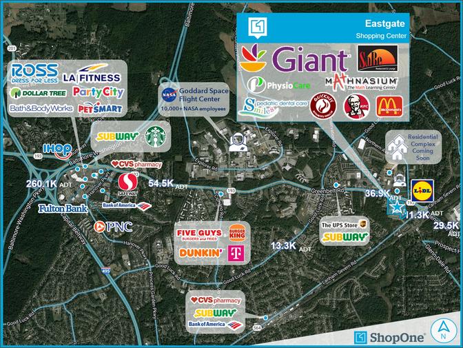Eastgate Shopping Center
