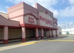 Burlington Plaza:
